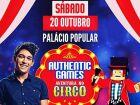 Mês da Criança terá Authentic Games com Marco Túlio em Campo Grande