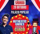 Marco Túlio é youtuber e já se apresentou para mais de 500 mil pessoas em cerca de 55 cidades brasileiras