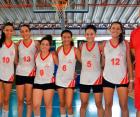 Equipe UCDB em jogos realizados em março de 2018