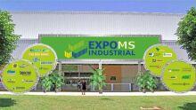 Foto da nova fachada da Expo MS 2010