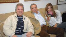 Kahan, Fernando e Regina Queiroz
