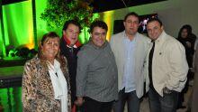 Nenê, Roberto, Omar, Sérgio e Adilson