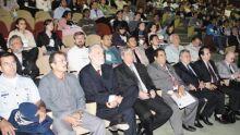 Diversas autoridades e representantes do Crea de outros Estados estiveram presentes durante a soleni