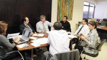 Na ocasião também foi realizada uma reunião dos presidentes dos Conselhos Regionais do Centro Oeste