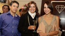 Dr. Paulo Alberto e Deuza com princesa Paola