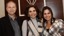 Luiz Cese, Gisele e Ana Castro