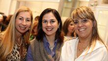 Adelina Spengler, Carol Rezende e Fabiana
