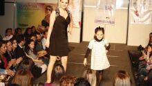 Monique Maranho (Absolluta Perfumaria) com a filha Maria Eduarda
