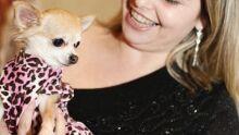 A veterinária e proprietária da clínica e pet shop Petit Bichon, Jucimara Pereira