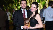 Advogado Daniel Castro lança livro