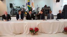 Cerimônia de posse das novas diretorias do Sindifisco-MS e da Fiscosul