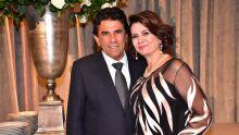 Nelson Cintra e Cristina
