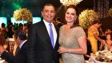 Sergio Dias Campos e Valéria Costa