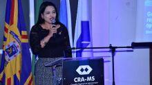 Vereadora Administradora Dharleng Campos
