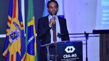 Presidente da Associação dos Administradores e Tecnólogos de MS, Rogério Bezerra