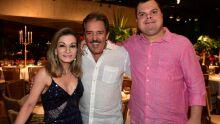 Cidinha, Arroyo e Gugu Pereira