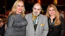 Loreta Zardo, Luis Pedro Scalise e Tania Varela