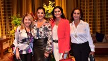 Rosana Costa, Fátima Azambuja, Liz Matos e Leila Derzi