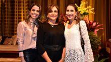 Gabriela, Fátima e Amelia Figueiredo