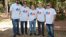 Henrique Vilas Boas Farias, Alexandre Vilas Boas Farias, Paulo Vitor Vieira, Mansour Karmouche
