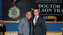 Chiquinho Telles  e João Paulo Lacerda Da Silva