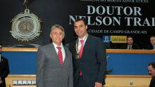 Dr. Antonio Cruz e Diones Figueiredo Franklin Canela