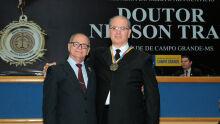 Dr. Wilson Sami e Ricardo Youssef Ibrahim