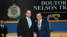 João Cesar Mattogrosso e Luis Gustavo Ruggier Prado