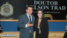 Pr. Jeremias Flores e Viviana Brunetto Fossati