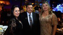 Ione Souza, Ottão Pereira de Almeida e Rosemary Miranda