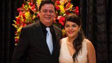 James Gomes e Inês Oliveira