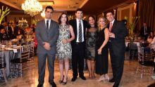 Bruno Gonzaga, Silvia Leal, Bruno Bastos e esposa, Esau e esposa