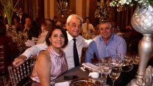 Cesarina, Jose Ramos e Zenildo Dantas