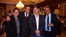 Cloves Silva, José Auto, Paulo Duarte, Rafik Ibrahim