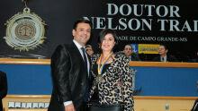Fritz e Patrícia Dos Santos Alencar