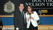 Odilon De Oliveira e Eclair Nantes Vieira