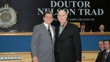 Prof. João Rocha e Orlando Arthur Filho