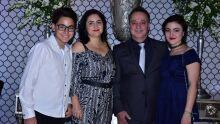 Ronaldo Vielmo e familia