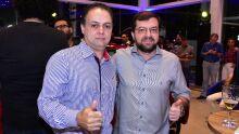 Rodrigo Aquino e Luiz Acácio
