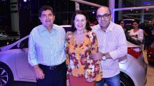 Willian Atallah, Ivanilde Atallah e Willian Robson Atallah