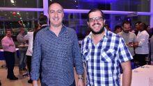 Fábio Anache e Mario Salgado