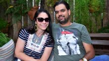 Claudia Perondi e Hernesto Ferreira