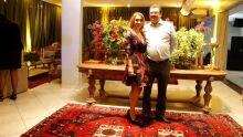 juíza Liliana de Oliveira Monteiro com o marido Fábio