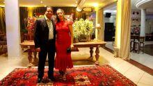 juiz Juliano Rodrgues valentim e a esposa Ana Carolina