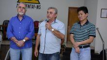 João Bosco, Zenildo Dantas e Artur Maecawa