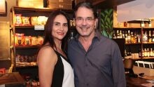 Dr Peterson e esposa