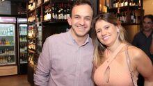 Dr Anselmo e esposa