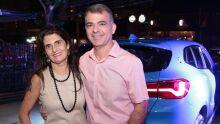 Dr Jonhy Kouri e sua esposa