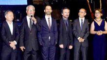 Israel Caires, Marco Aurélio Garcia, Rubens França, Cleo Brum, Édio Viegas e Eloisa Assis