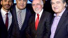 Rubens França, Antônio Independente, João Bosco e Hesio da Silva